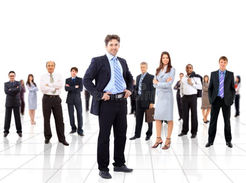 Grupo de executivos. fotos de stock royalty free