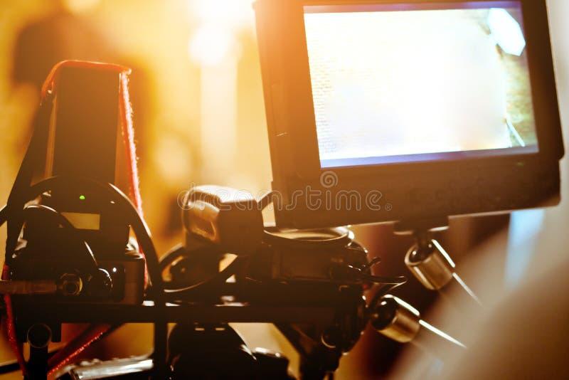 Grupo de filme fotografia de stock royalty free
