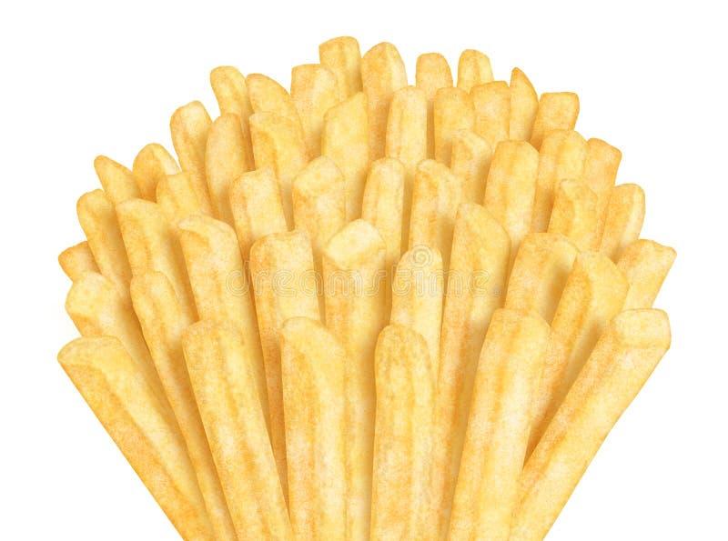 Grupo de fritadas francesas fotos de stock