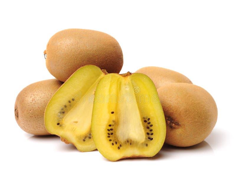 Grupo de fruto de quivi foto de stock royalty free