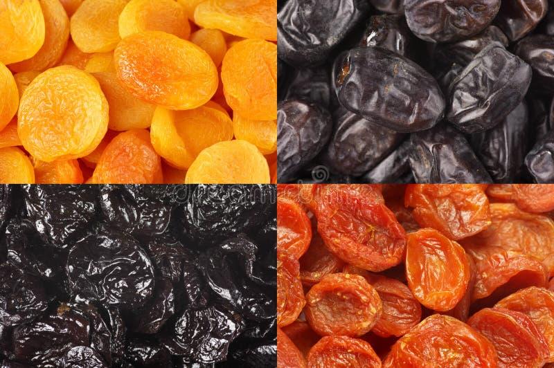 Download Grupo de frutos secados imagem de stock. Imagem de saudável - 26509345