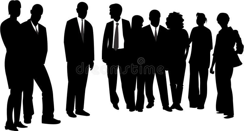 Grupo de la gente