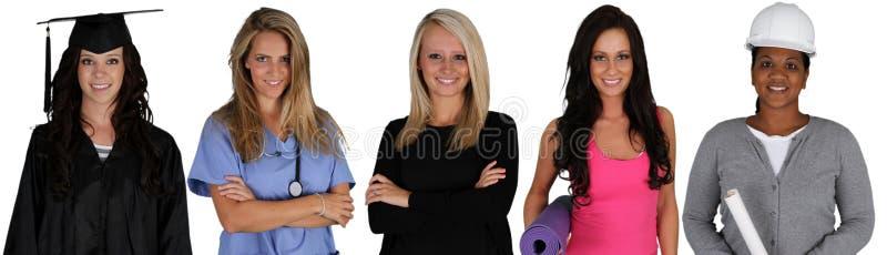 Grupo de mulheres fotos de stock royalty free