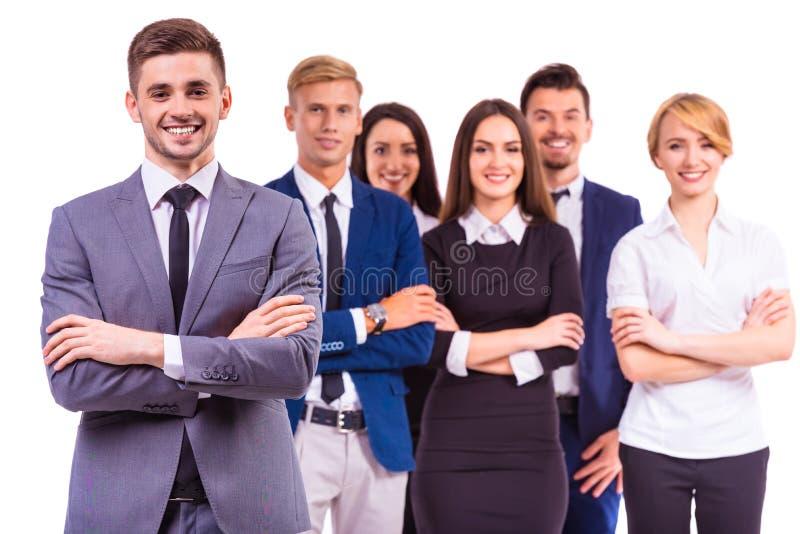 Grupo de pessoas fotografia de stock