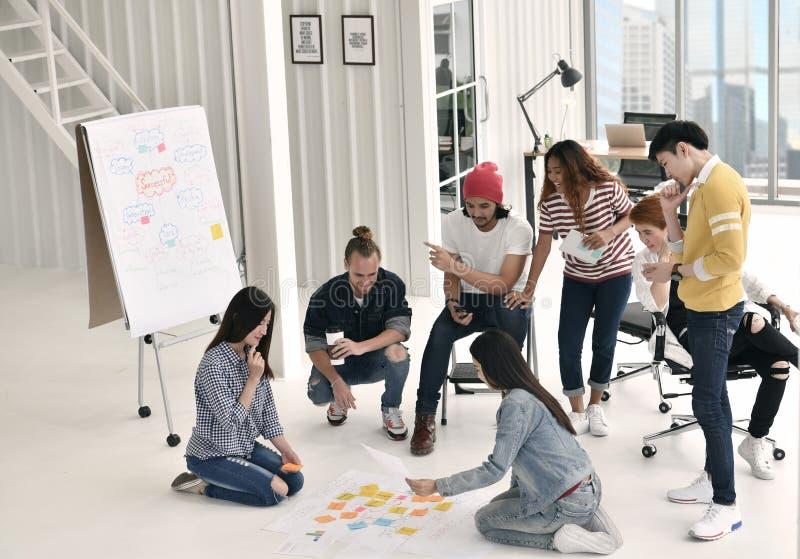 Grupo de pessoas do negócio foto de stock royalty free
