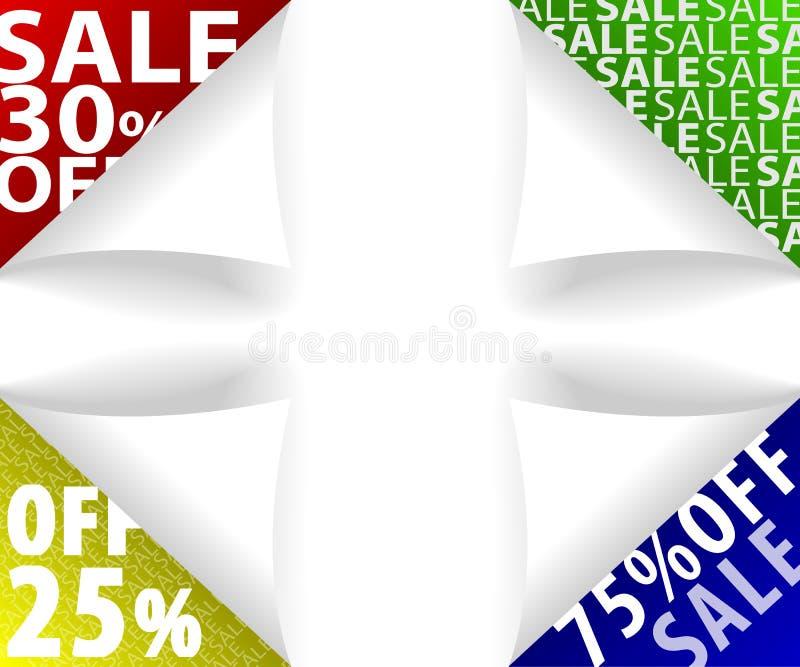 Grupo de ventas fotografía de archivo libre de regalías