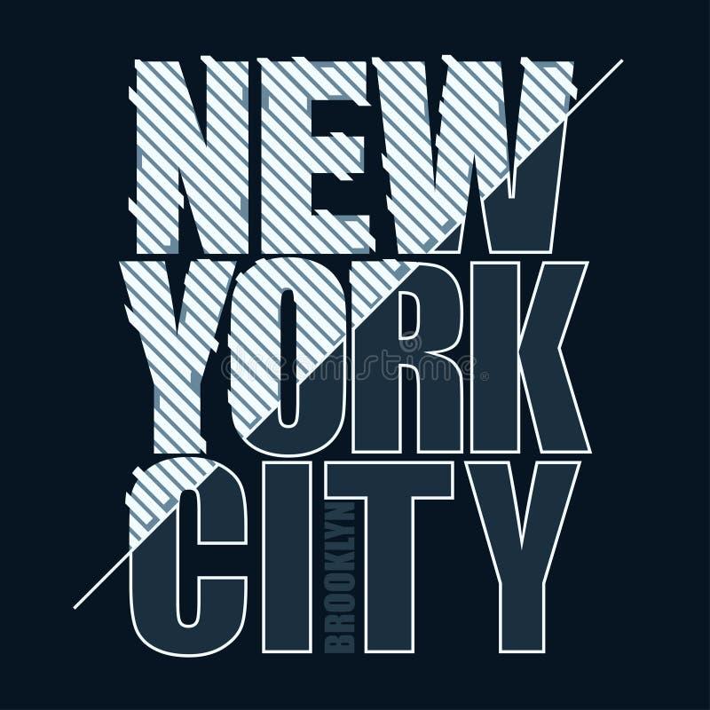 Grupo do gráfico do selo do t-shirt Emblema da tipografia do desgaste do esporte ilustração stock