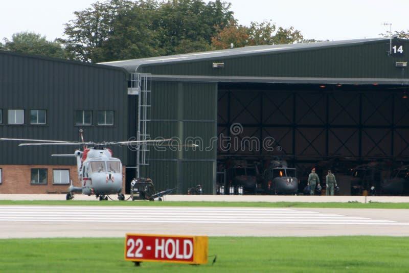 Grupo do helicóptero fotos de stock royalty free