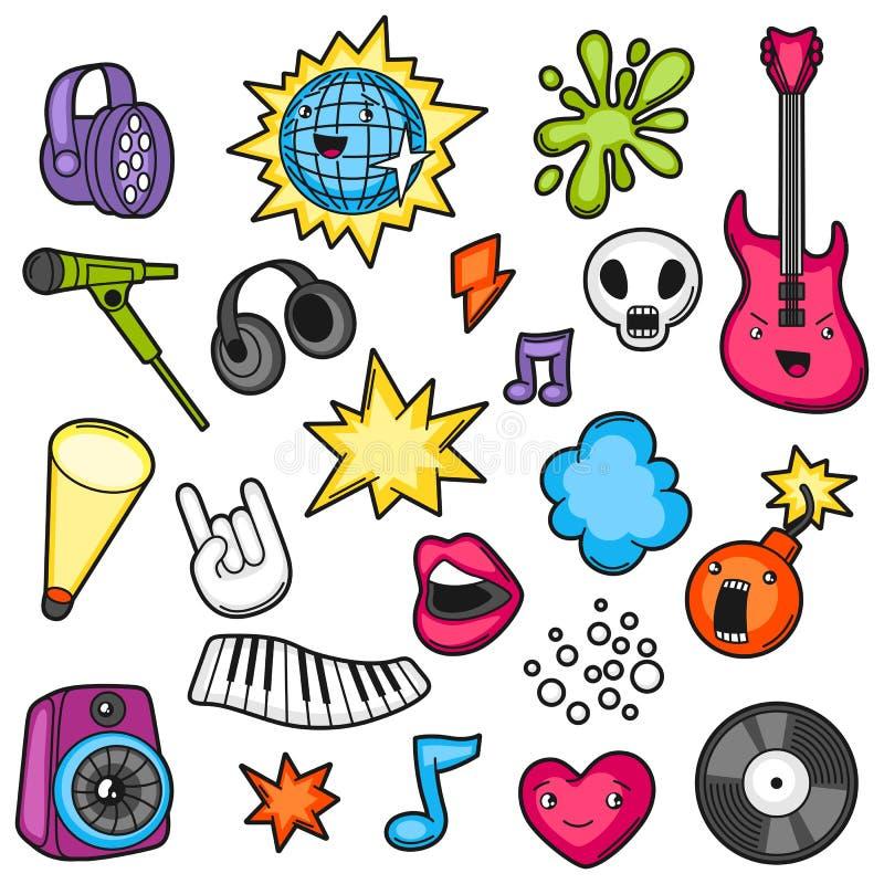 Grupo Do Kawaii Do Partido Da Musica Instrumentos Musicais