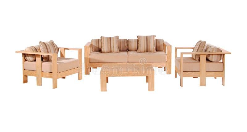 Grupo do sofá imagens de stock royalty free