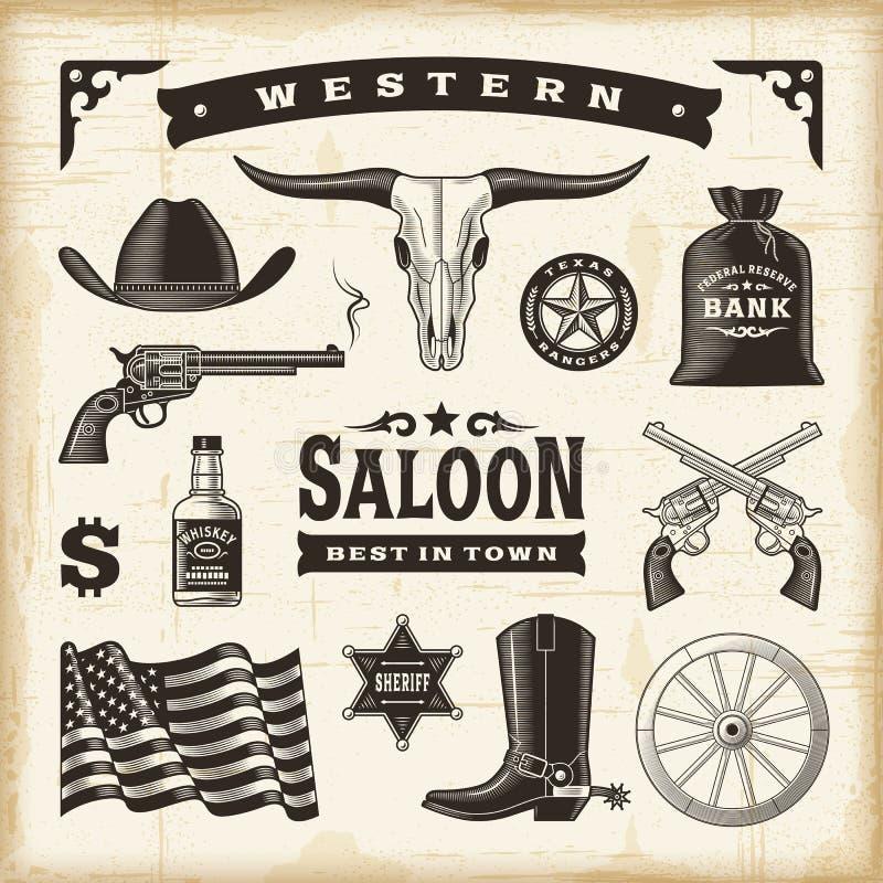 Grupo ocidental do vintage