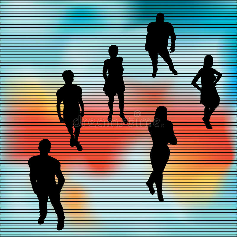 Grupo principal libre illustration