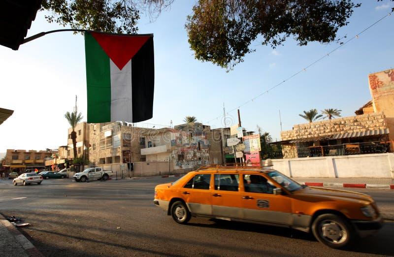 grupp jericho västra palestine royaltyfria bilder