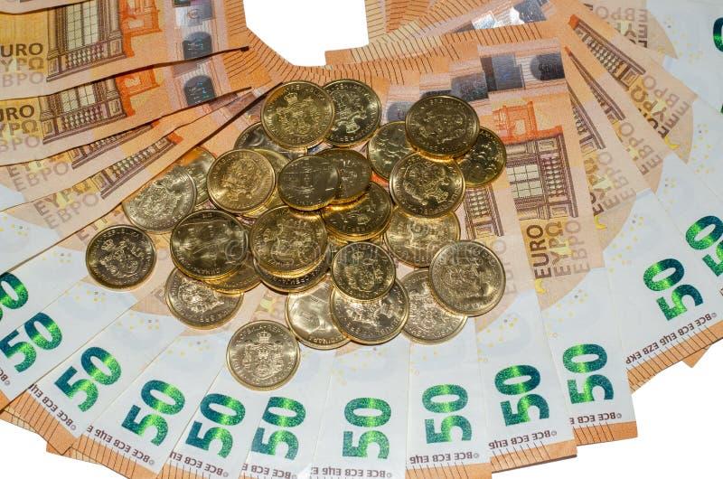 100 gruppdollar pengar arkivbild