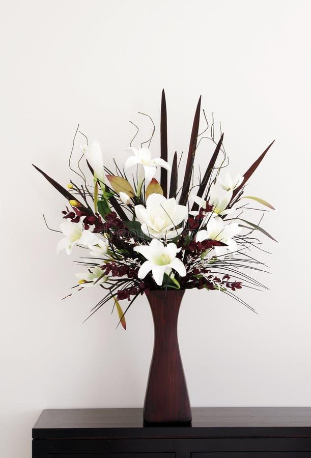 gruppen blommar stort royaltyfria foton