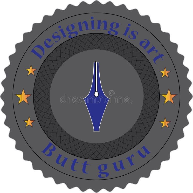 Grupperingsskyddsremsa, idérik konstdesign royaltyfria foton