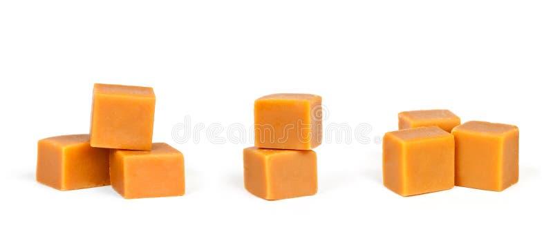 Gruppi di caramella della caramella fotografie stock libere da diritti