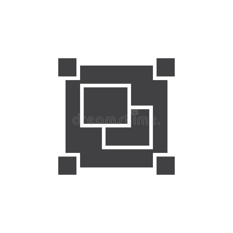 Download Gruppieren Sie Gegenstandikone, Feste Logoillustration, Piktogramm-ISO Stock Abbildung - Illustration von getrennt, symbol: 90235084