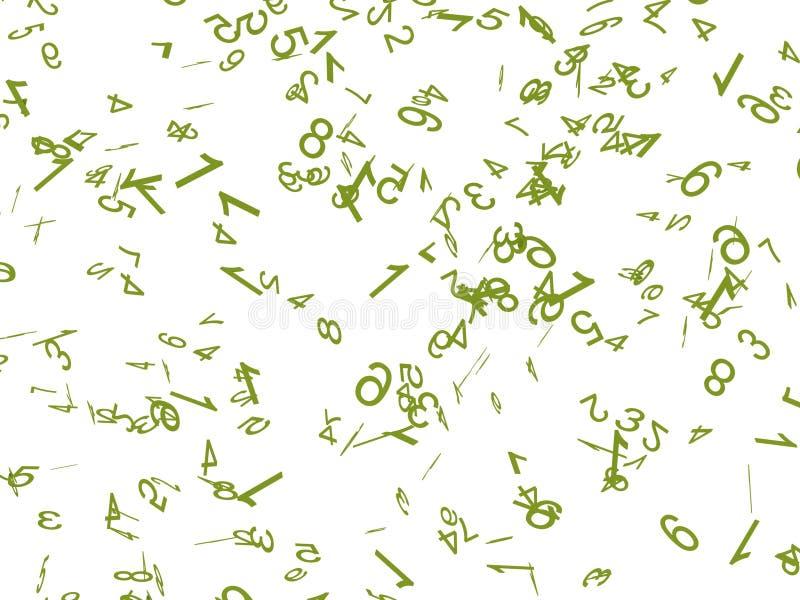 gruppnummer vektor illustrationer