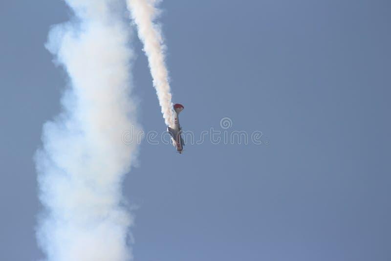 Gruppo acrobatici: Il Yakolevs fotografie stock libere da diritti
