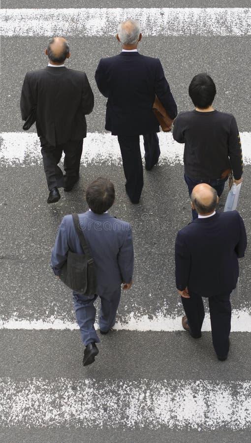 Gruppo degli uomini immagini stock