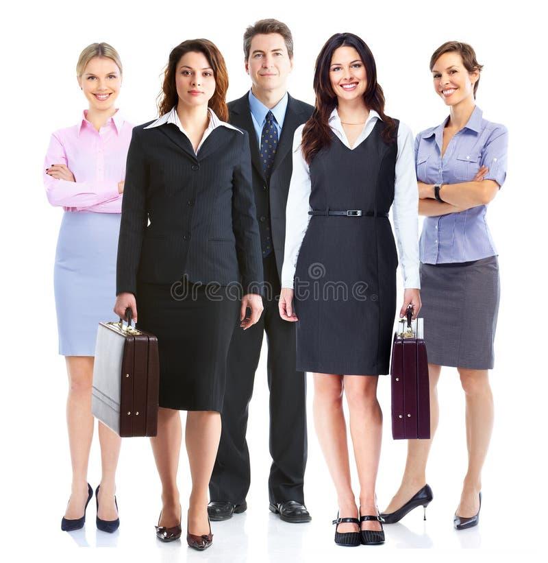 Gruppo di affari. immagini stock libere da diritti