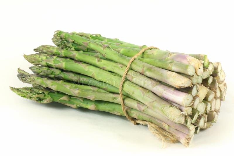 Gruppo di asparago fotografia stock libera da diritti