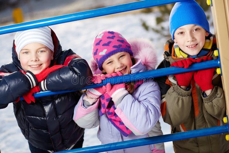 Gruppo di bambini immagine stock libera da diritti