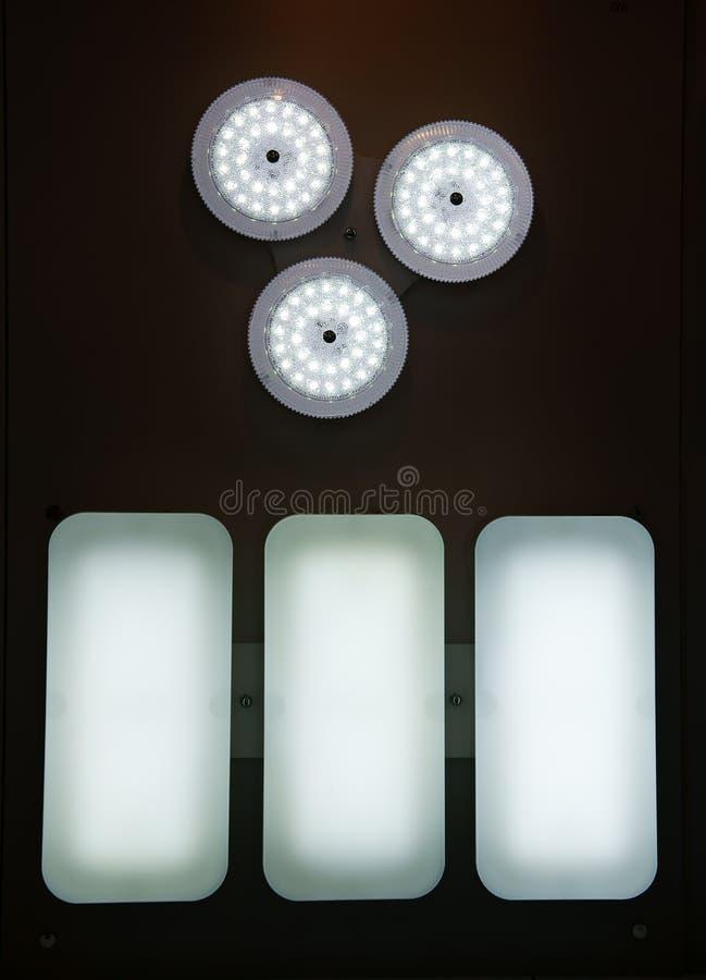 Gruppo di lampada di lusso fotografia stock libera da diritti