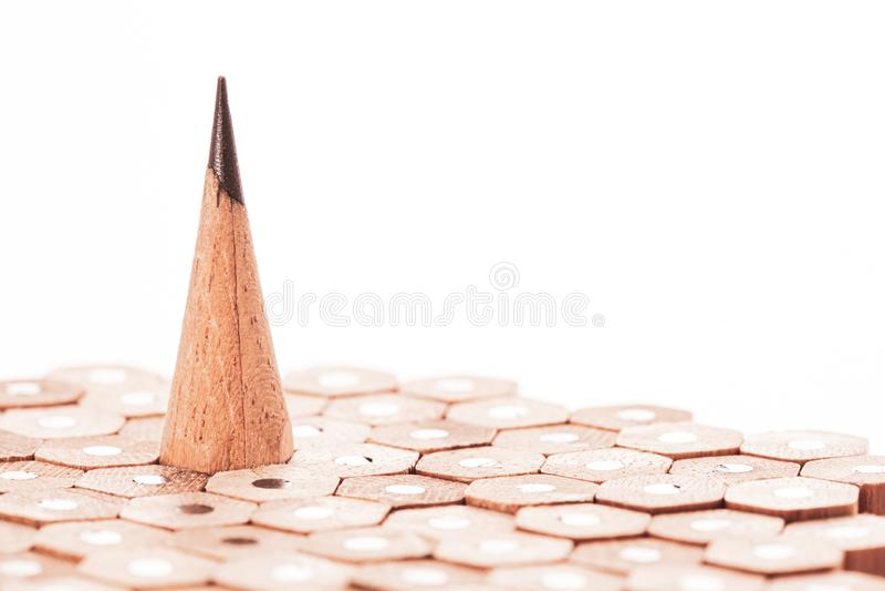Gruppo di matite immagine stock libera da diritti