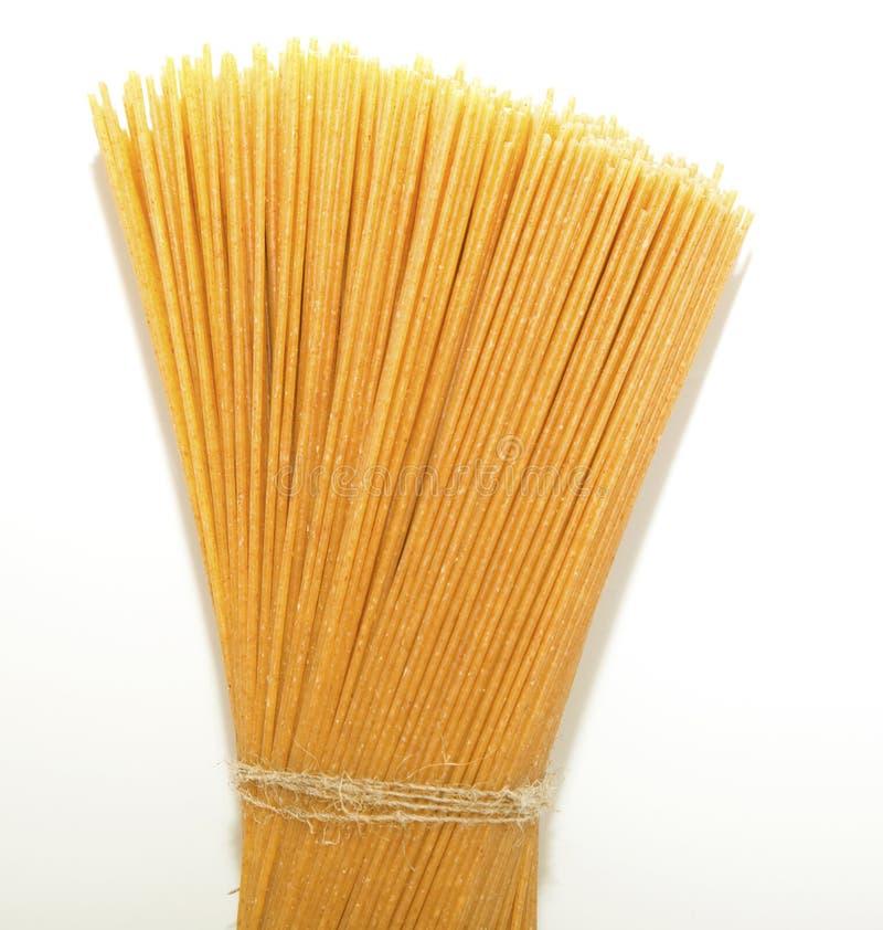 gruppspagetti royaltyfria foton