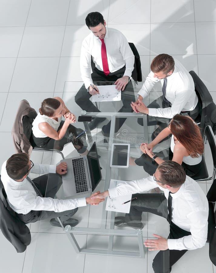 grupy biznesowej spotkania ludzie zdjęcia stock