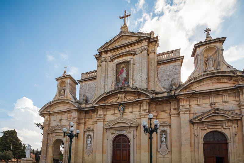 Igreja paroquial de St Paul foto de stock