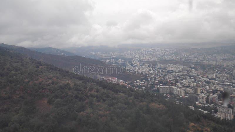 Gruzja, Tbilisi obrazy stock
