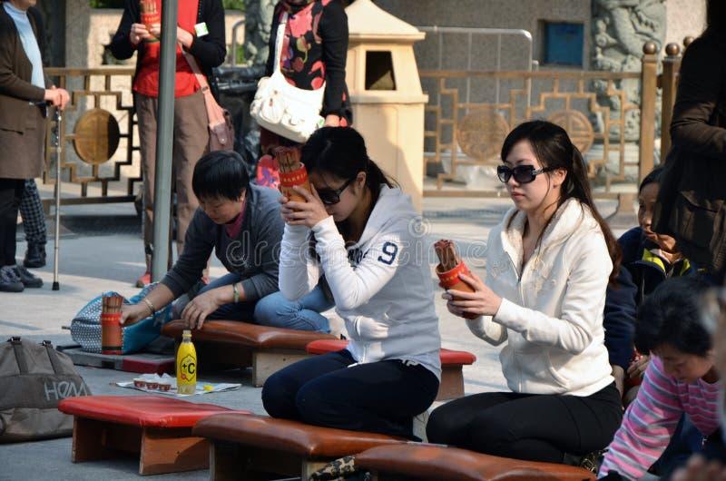 grzechu tai świątyni wong zdjęcie stock