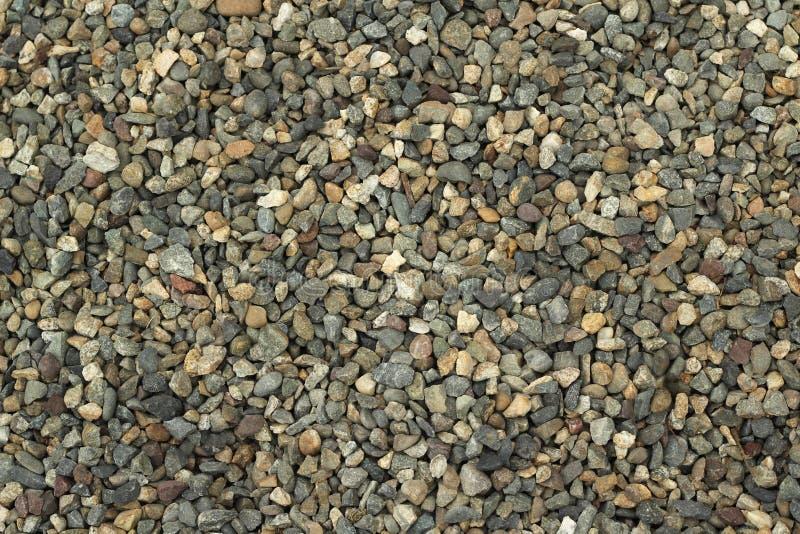 Grzywna miażdżący kamienny tło obraz stock
