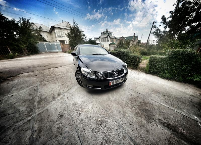 Gs300 royalty free stock photo