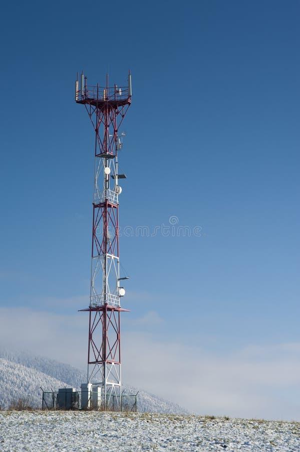 Free GSM Telecom Tower Stock Image - 12350041