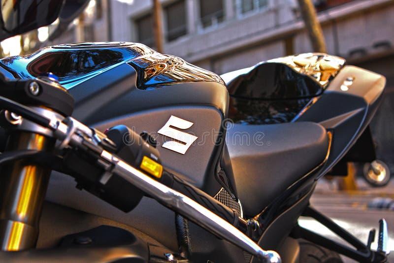 GSXR-Fahrrad stockfoto