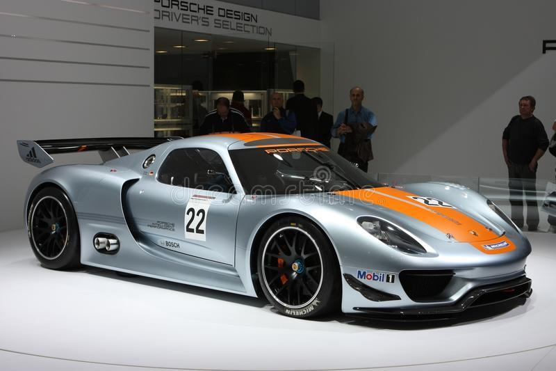 gt Porsche obraz royalty free