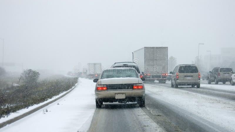 Download GTA First Snow Highway Mayhem Editorial Photo - Image: 3694046