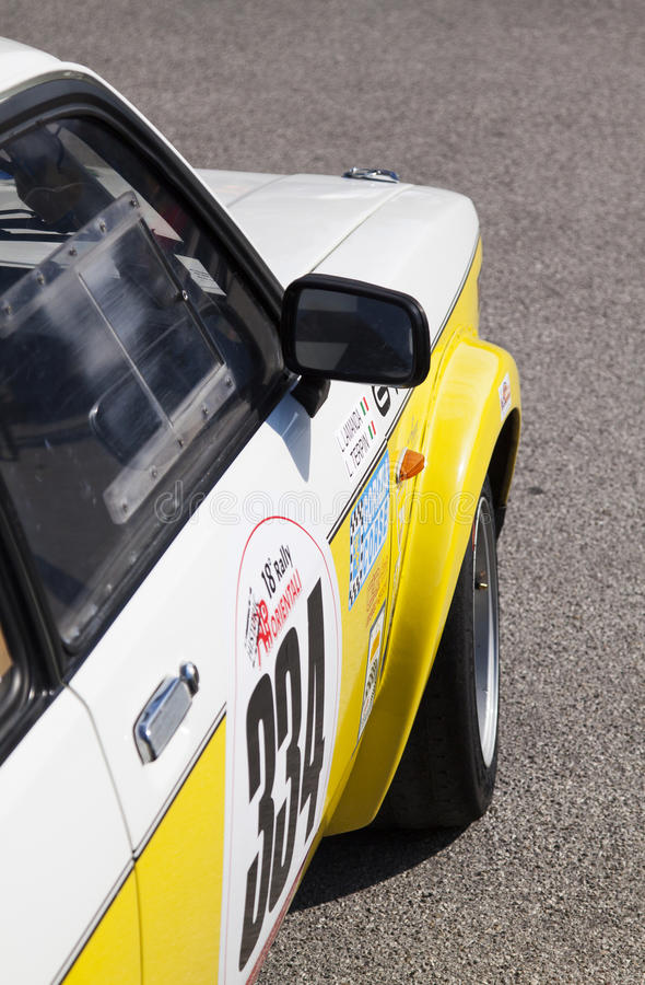 GTE Opel Kadett стоковая фотография