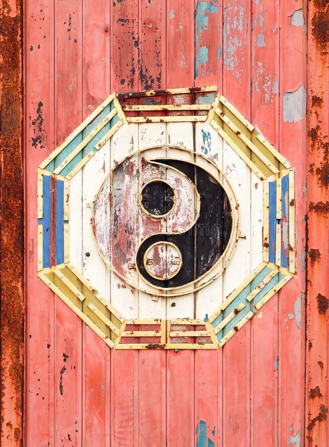 Gua chino del Ba imagen de archivo libre de regalías
