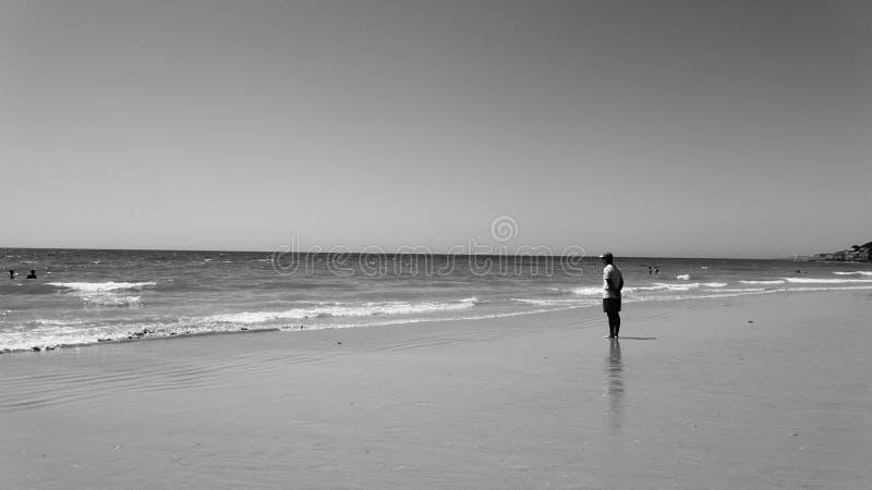 Gua de  de Praia Olhos de à photos libres de droits