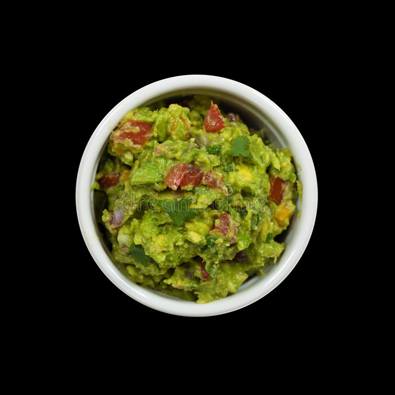 guacamole στοκ φωτογραφία με δικαίωμα ελεύθερης χρήσης