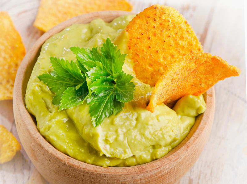 guacamole obrazy stock