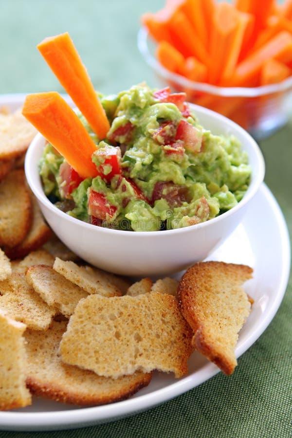 guacamole стоковые фотографии rf