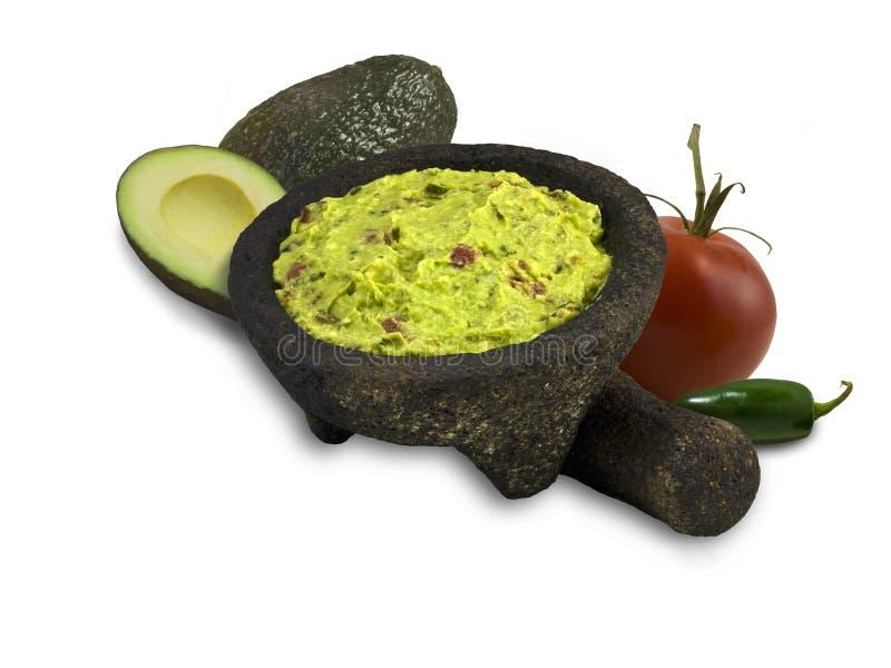 Guacamole lizenzfreies stockbild