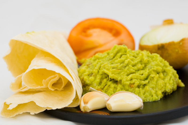 Download Guacamole image stock. Image du groupe, nourriture, immersion - 8662031