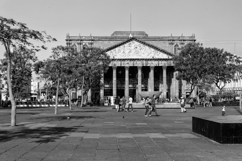 Guadalajara, México foto de archivo libre de regalías
